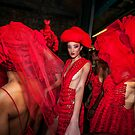 Pierre Garroudi: Red Collection - Number 3 by MarcW