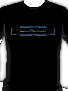 Awesome T-Shirt acquired! (Metroid Prime) T-Shirt
