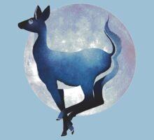 Moon by alcinda