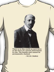 W.E.B. DuBois T-Shirt