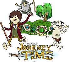 Unexpected Journey Time! by TheMonkeyWrench