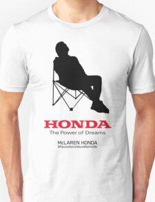 Alonso F1 - #PlacesAlonsoWouldRatherBe T-Shirt