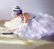 Little Ballerina by Susana Zarate