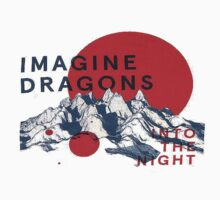 Imagine Dragons Into The Night by BRAINROX