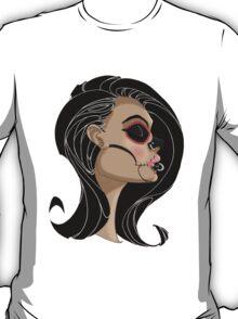 Candy Skull Girl T-Shirt