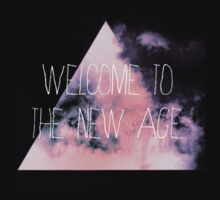 Welcome To The New Age by BRAINROX
