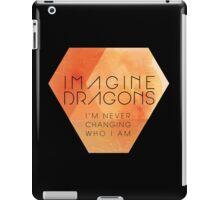 Imagine Dragons Its Time iPad Case/Skin