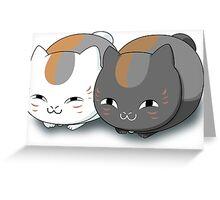 Nyanko-Sensei!! Greeting Card