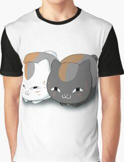 Nyanko-Sensei!! Graphic T-Shirt