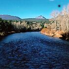 West Fork of the Bitterroot River by valleygirl