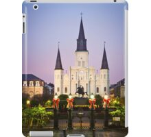 Saint Louis Cathedral iPad Case/Skin