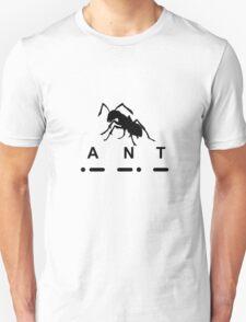 Ant Morse Unisex T-Shirt