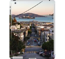 Alcatraz Alleyway 2 iPad Case/Skin