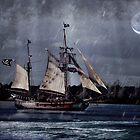 Pirate Ship by BluAlien