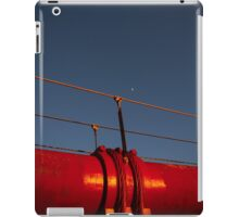 Golden Gate Bridge Pieces With Moon iPad Case/Skin