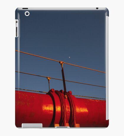 Golden Gate Bridge Pieces With Moon iPad Case/Skin