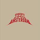 Amsterdam XXX by Sixto Tomas Marcelo