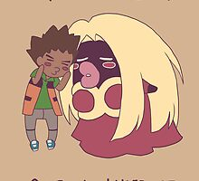I Kissed A Jynx And I Liked It by zerojigoku