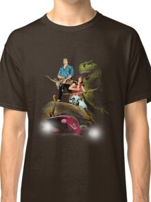 Cadillacs and Dinosaurs - Color Classic T-Shirt