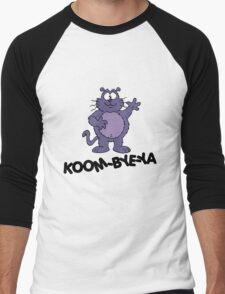 Eek the Cat - Koom-Bye-Ya - Black Font Men's Baseball ¾ T-Shirt