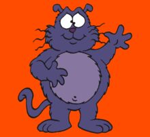 Eek the Cat - Koom-Bye-Ya - No Font by DGArt