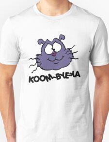 Eek the Cat - Koom-Bye-Ya - Head - Black Font Unisex T-Shirt