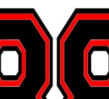 ♥♫I Love KPop-Awesome EXO WOLF 88♪♥ Sticker