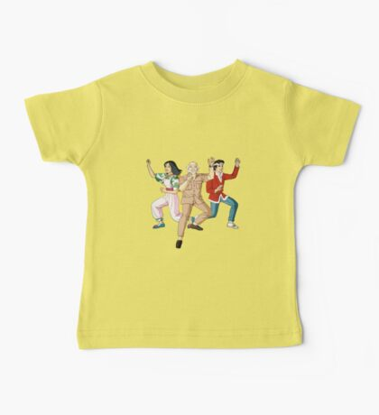 The Karate Kid - Group - Color Baby Tee
