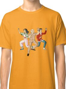The Karate Kid - Group - Color Classic T-Shirt