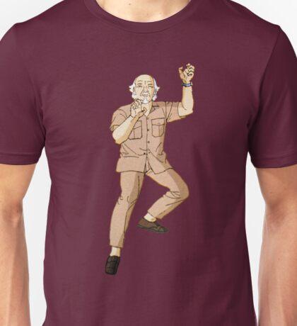 The Karate Kid - Mr. Miagi - Color Unisex T-Shirt