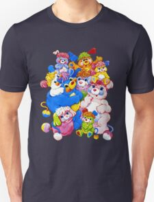 Popples - Group - Color Unisex T-Shirt