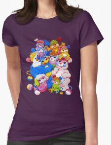 Popples - Group - Color Womens Fitted T-Shirt
