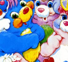 Popples - Group - Color Sticker