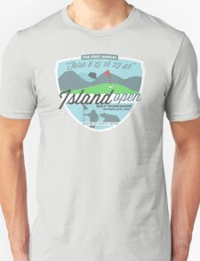 Lost - Hurley's Island Open Golf Tournament Unisex T-Shirt