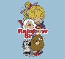 Rainbow Brite - Group Logo #1 - Color  by DGArt