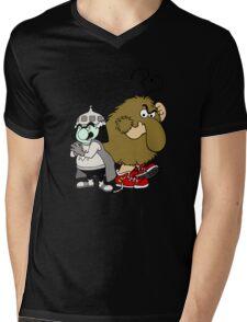 Rainbow Brite - Group - Lurky & Murky - Color Mens V-Neck T-Shirt