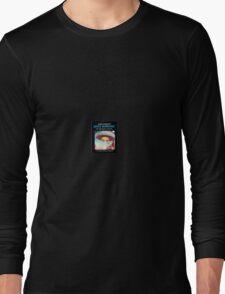 "Origional ""Space Invaders"" cover art by Atari. Long Sleeve T-Shirt"