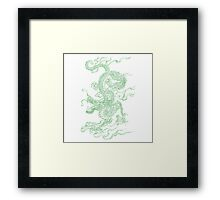 Chinese Dragon Framed Print