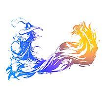 Final Fantasy X Photographic Print