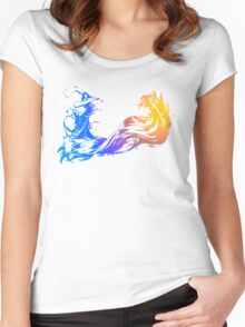 Final Fantasy X Women's Fitted Scoop T-Shirt