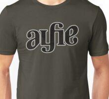 Alfie ambigram Unisex T-Shirt