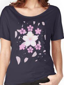 Sakura Women's Relaxed Fit T-Shirt
