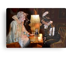 The fortune teller Metal Print
