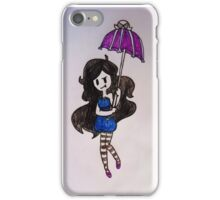Marceline Umbrella iPhone Case/Skin