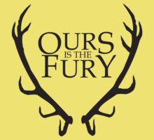 Ours is the fury by penguinua