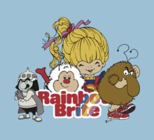 Rainbow Brite - Group Logo #2 - Color Kids Clothes