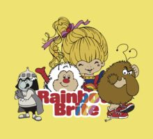 Rainbow Brite - Group Logo #2 - Color by DGArt