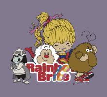 Rainbow Brite - Group Logo #2 - Color Kids Tee