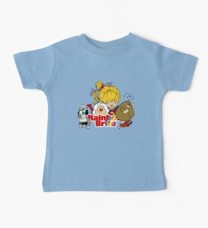 Rainbow Brite - Group Logo #2 - Color Baby Tee