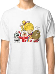 Rainbow Brite - Group Logo #2 - Color Classic T-Shirt
